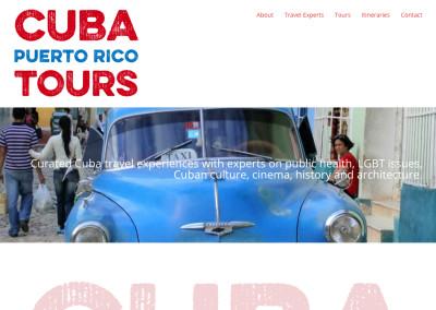 Cuba Puerto Rico Tours