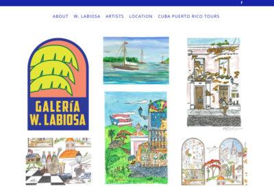 Galería W. Labiosa